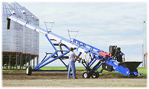 Grain Auger Radio Remote Control for Agricultural Applications